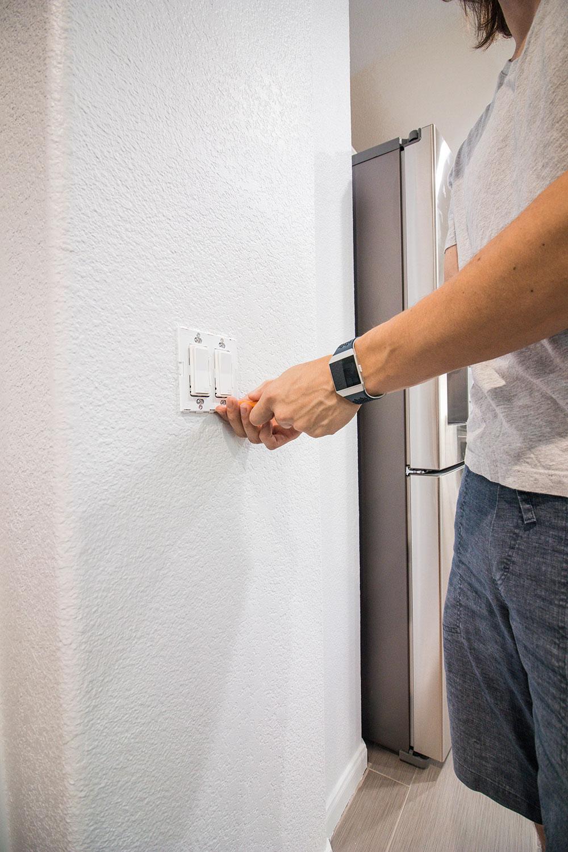 Leviton WiFi Dimmer Switch Installation