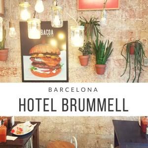 Hotel Brummell in Barcelona