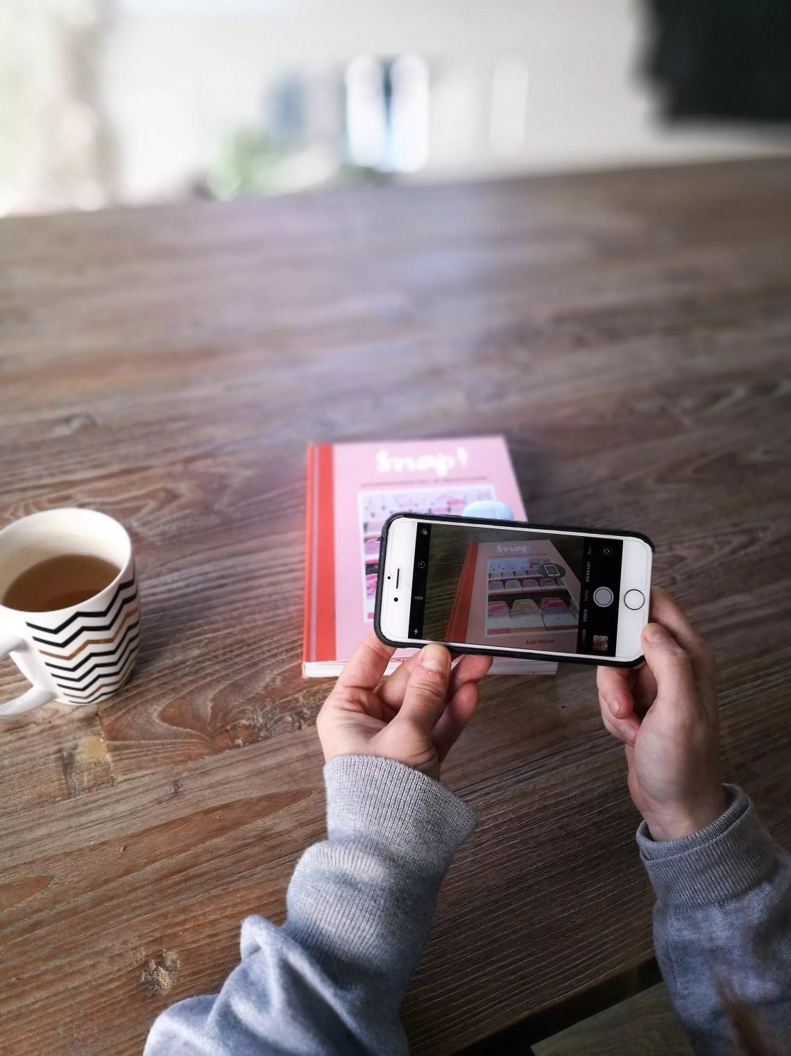 Snap! Fotograferen met je smartphone