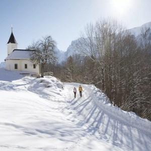 Winterwandelen Oostenrijk Kufsteinerland
