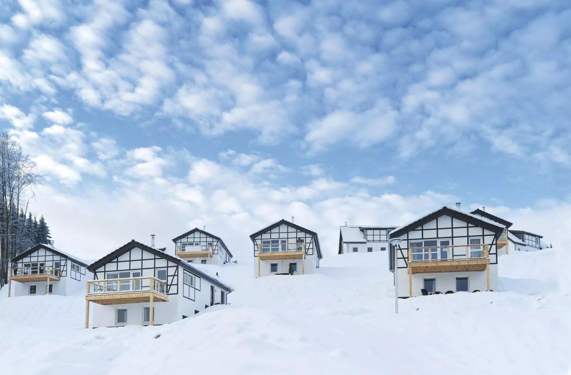 Winterberg vakantiehuis