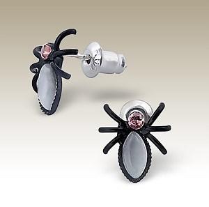 spider-earrings