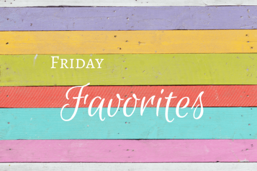 Friday Favorites lifecoachlinda.com