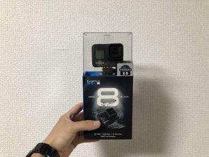 Go Pro 8 レビュー