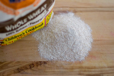 A Flour Primer - everything you want to know about flour! Whole Wheat Flour