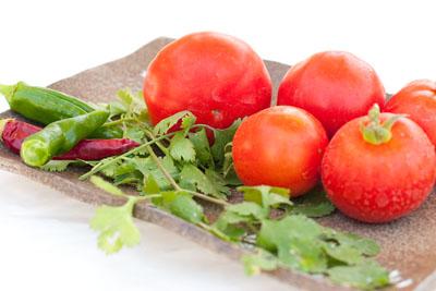 Salsa Deconstructed: Roasted Tomato Salsa