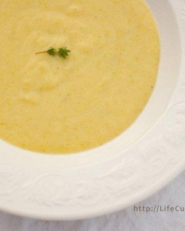 Potato Leek & Broccoli Soup