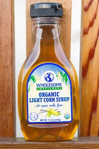 Organic Corn Syrup for Coconut Gumdrops Candies
