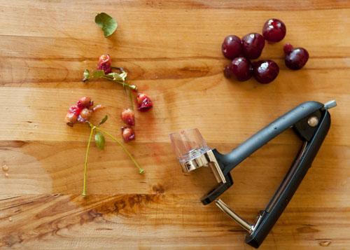 Small Batch Tart Cherry-Lime Jam