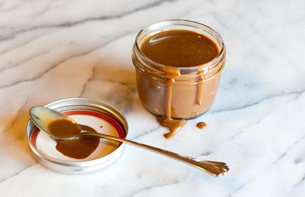 Coffee-Rum Sauce easy