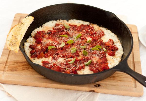 Lasagna Dip #appetizer #snack #Italian
