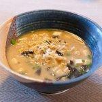miso ramen soup vegan