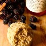 Maple - Brown Sugar - Bourbon Blackberries