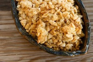 Recovery Crispie Crumble | Life Currents