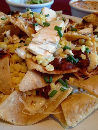 Grilled Swordfish Nachos: a little slice of heaven | Life Currents #grilled #seafood #nachos