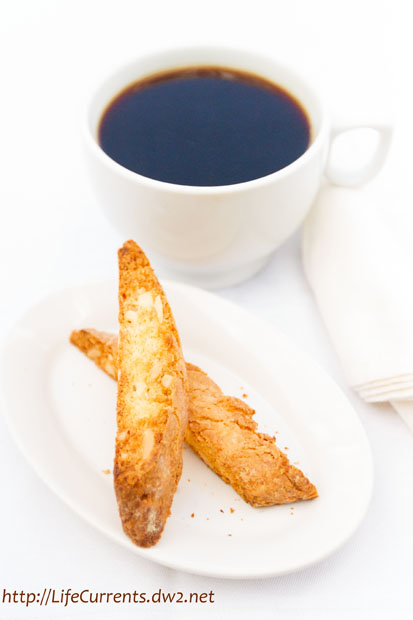 Almond Biscotti   Life Currents