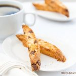 Almond Biscotti with Chocolate Chips | Life Currents