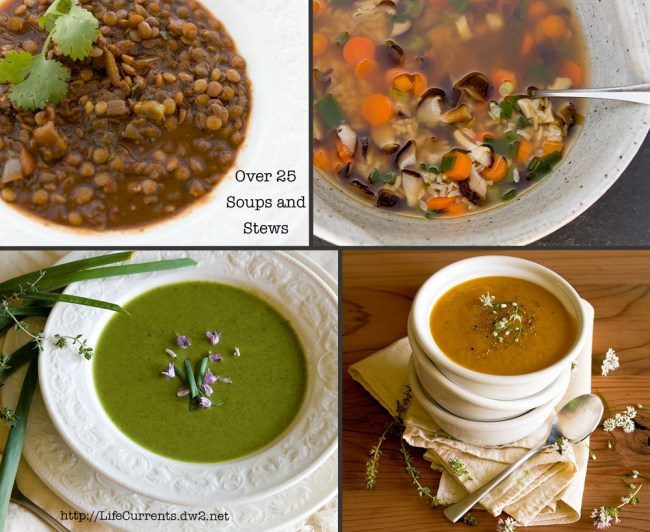 Soups and Stews to keep your tummy warm and happy! | Life Currents https://lifecurrentsblog.com
