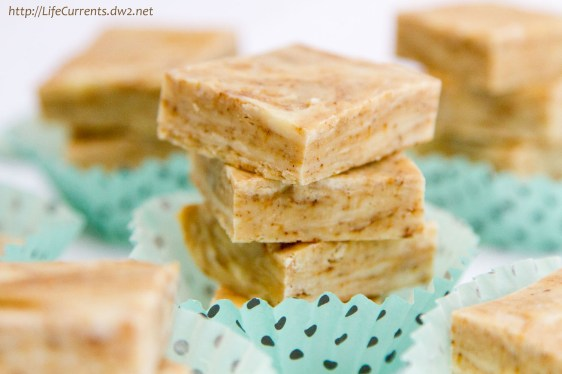 Dirty Chai Spiced Fudge https://lifecurrentsblog.com