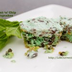 Mint 'n' Chip Cupcakes | Life Currents https://lifecurrentsblog.com