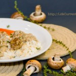 Little Meat Patties and Rice | Life Currents https://lifecurrentsblog.com