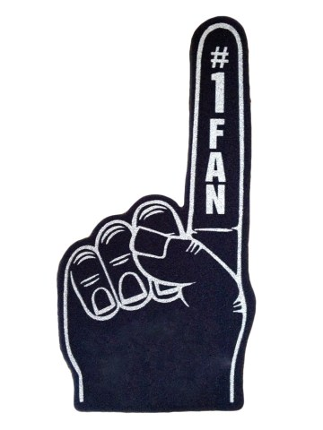 foam Finger Template |  Life Currents  https://lifecurrentsblog.com