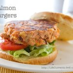Salmon Burgers or What to Do with Leftover Salmon | Life Currents https://lifecurrentsblog.com