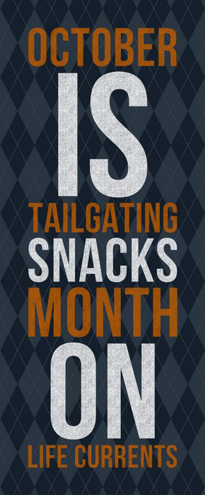 Skillet Cheese October is Tailgating Snacks Month on Life Currents