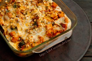 Mexican Butternut Squash Casserole | Life Currents https://lifecurrentsblog.com