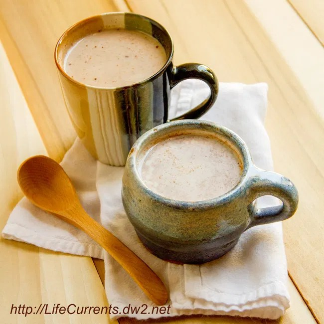 Cinnamon Sore Throat Tea by Life Currents https://lifecurrentsblog.com