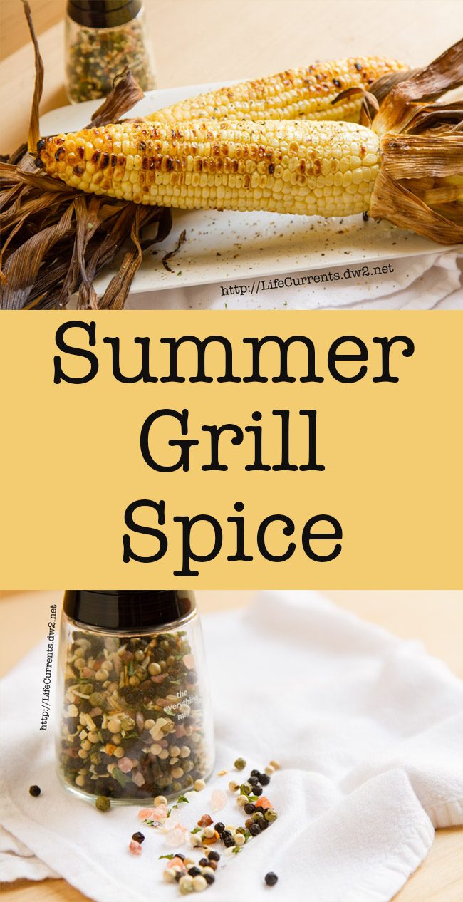 Summer Grill Spice