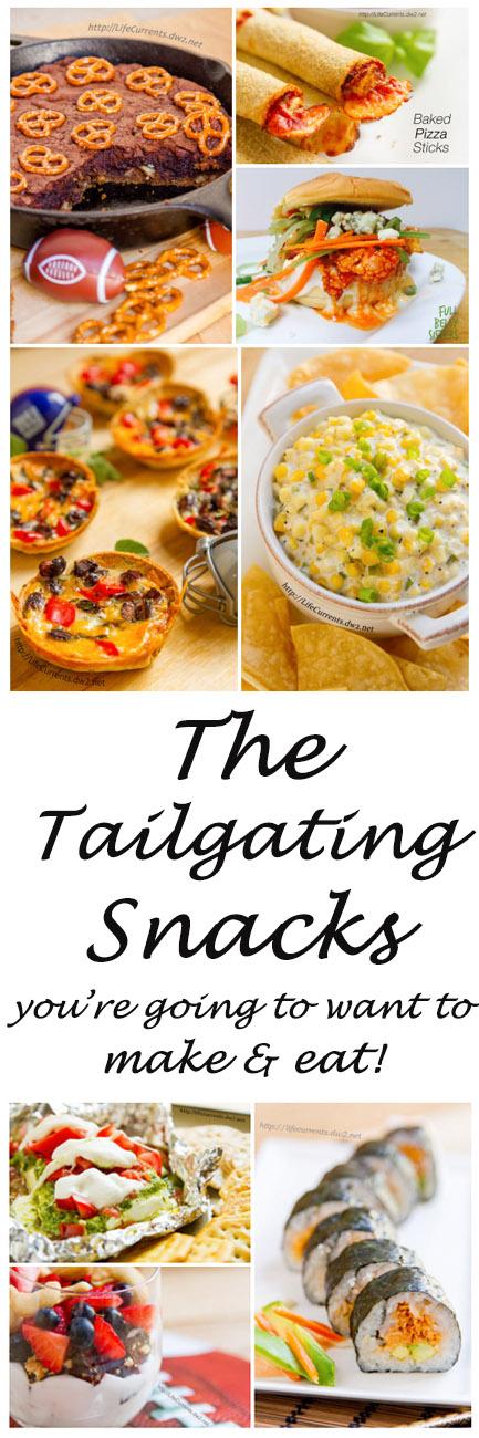 Tailgating Snacks 2015 Round-up