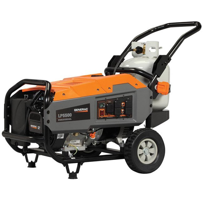 Generac LP5500 Portable Propane Generator Giveaway from Life Currents