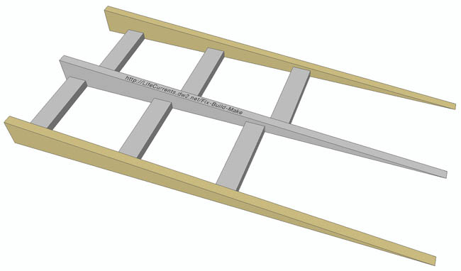 Wheelchair Accessible Ramps Post with Free Building Plans 06_OutsideSlants