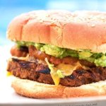 Vegetarian Black Bean Burgers - we've tried tons of recipes and this one is the BEST!