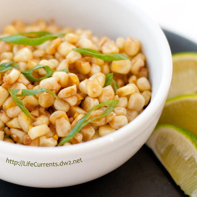 Caribbean Corn is a great tropical twist on a fun side dish!