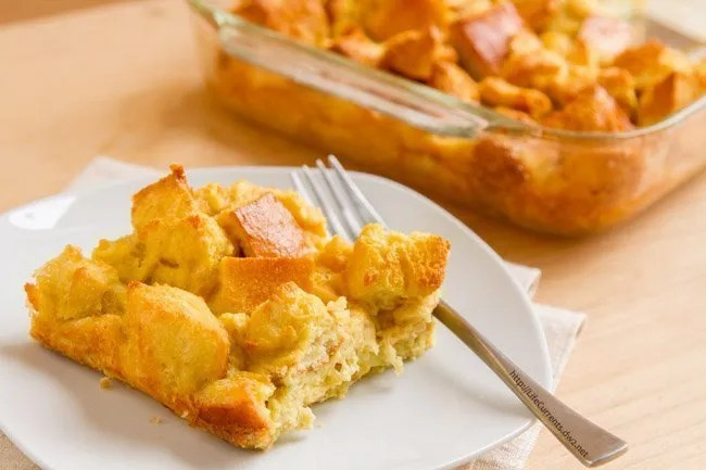 Baked French Toast Casserole by Life Currents