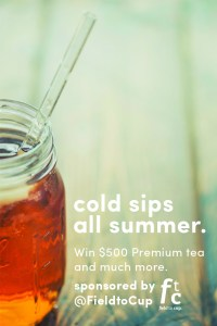 The Ultimate Iced Tea Party Giveaway