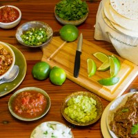How to Host an Awesome Taco Bar Party