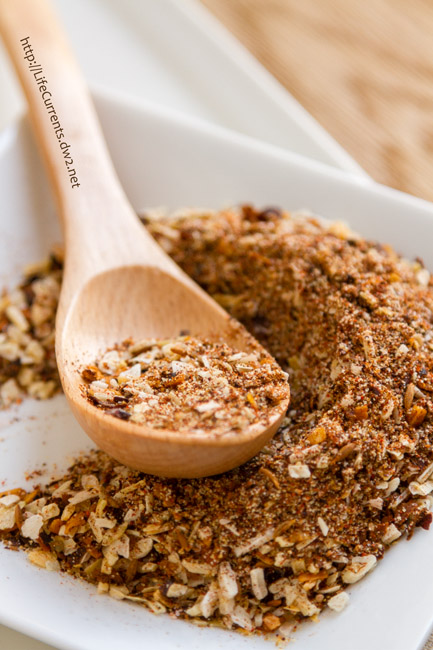 Roasted Chipotle & Garlic Spice Mix