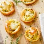Savory Mashed Potato Puffs