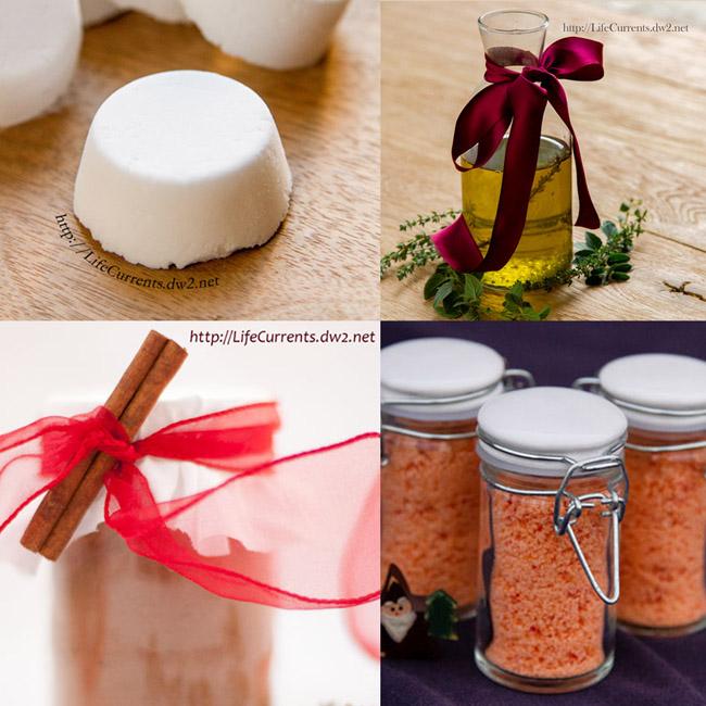 DIY Handmade Christmas Gifts