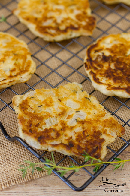 Onion Fritters recipe side dish appetizer