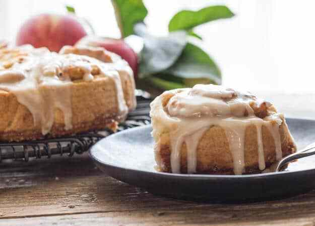 Recipes that use apple butter - Apple Butter Cinnamon Rolls