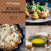 Tailgating Snacks Month 2017 Round Up
