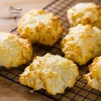 Parmesan Garlic Buttermilk Biscuits from Scratch