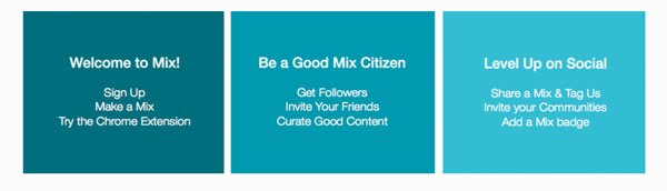 How Content Creators Can Use Mix to Grow Your Blog - new Curator Incentive Program
