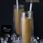 Rich, velvety smooth, creamy, and energizing, this Vanilla Date Coffee Smoothie is a delicious and healthy way to start your day.