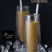 Vanilla Date Coffee Smoothie