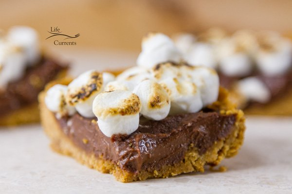 Chocolate S'mores Bars